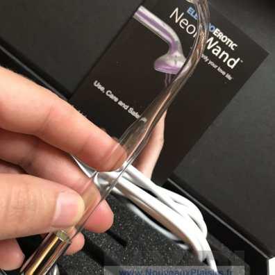 Test du Kinklab Neon Wand - NXPL