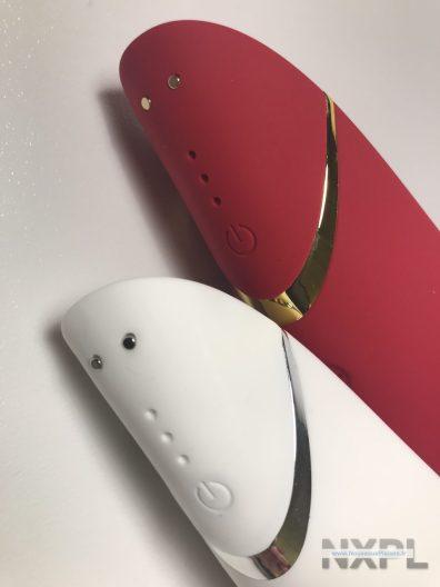 Test du Womanizer Premium Rouge - NXPL