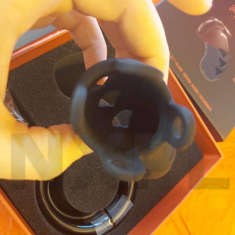 Test de la cage de chasteté Mancage N°7 - NXPL