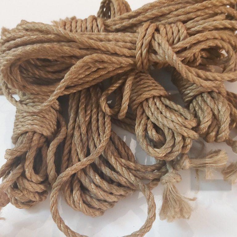 Où et pourquoi acheter des cordes de Shibari et/ ou de Kinbaku déjà préparées - NXPL