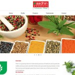 aadhin-herbal-website