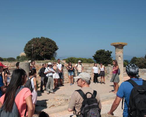 Visita empuries Nova Acropolis