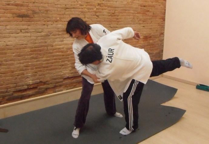 Sabadell taller Judo Acropolis