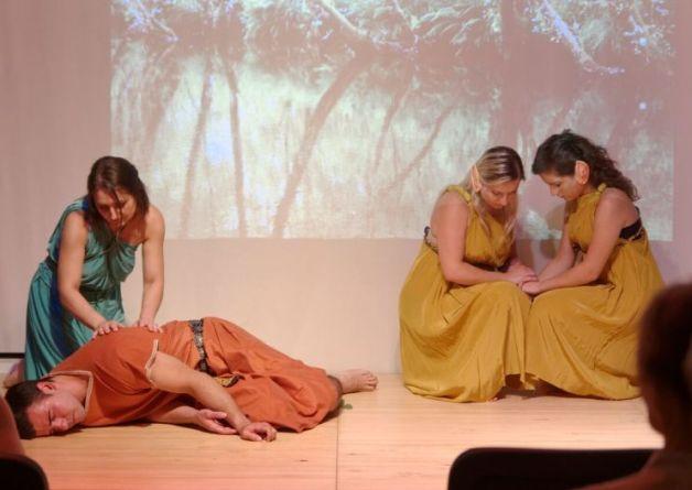 Teatro Barcelona Mitos Griegos Nova Acropolis