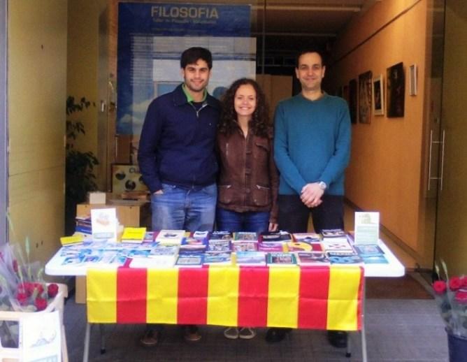 Sabadell Sant Jordi libros