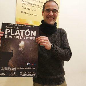 #PensaEnGran ofrece «Cuéntame un mito» en Nueva Acrópolis Barcelona