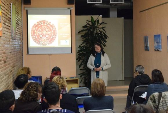 Grandes civilizaciones de Mesoamérica en Nueva Acrópolis Sabadell