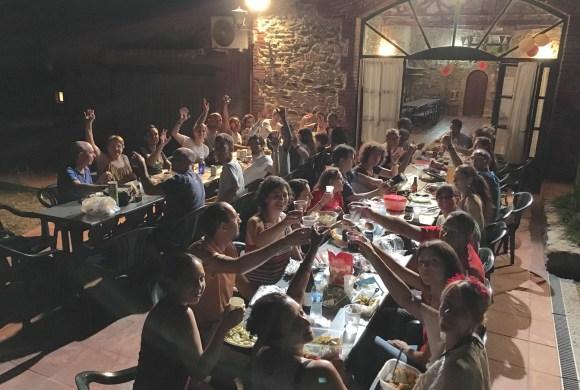 Rescate de tradiciones en la noche de San Juan