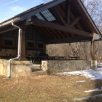 picnic shelter Potomac Overlook Regional Park Arlington VA