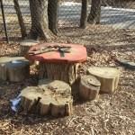 tic tac toe game Potomac Overlook Regional Park