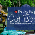 Got books? Your Joy Troupe NOVA Summer Reading Planner