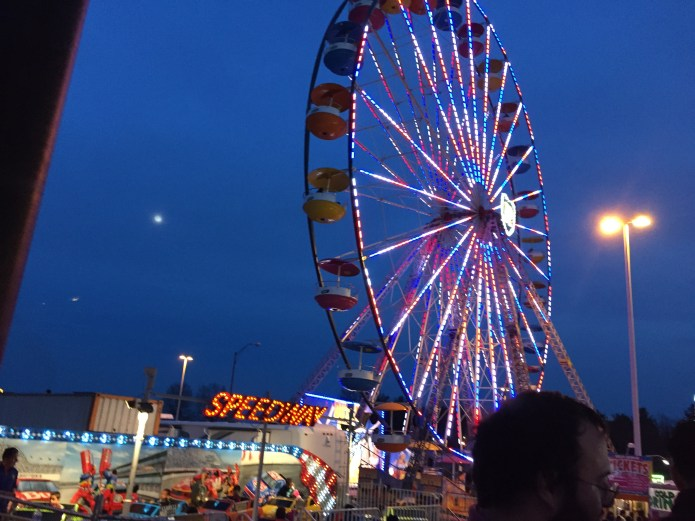 Landmark Carnival 2015 Ferris Wheel