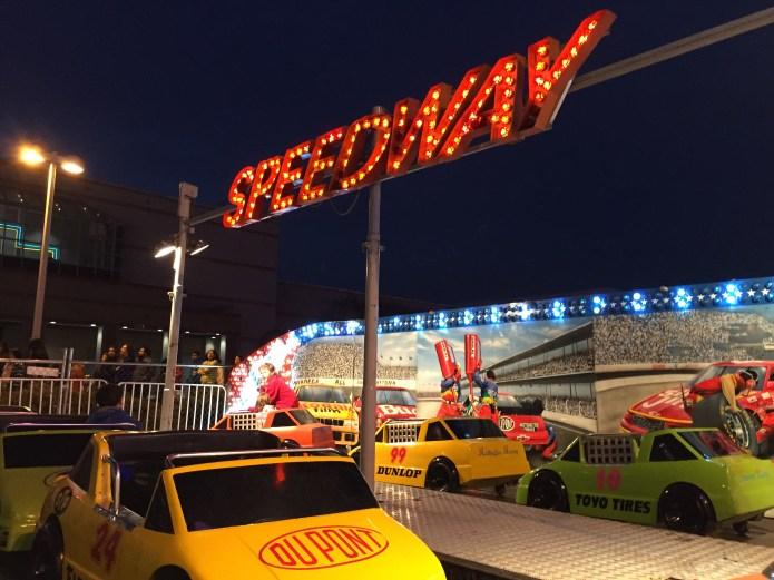 Landmark Carnival 2015 Speedway Racers