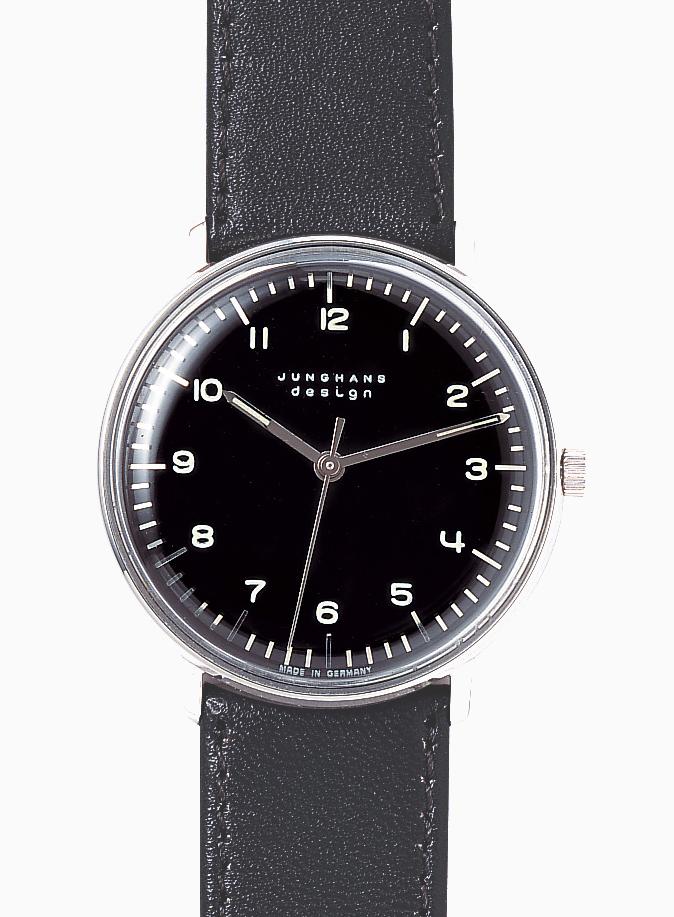 Junghans Watches Max Bill Mechanical Mens Watch Model