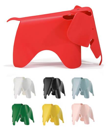 Kids Eames Childrens Elephant Modern Chair Sculpture Seat