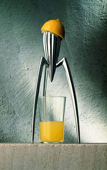 Philippe Starck: Alessi Juicy Salif Citrus Squeezer Juicer