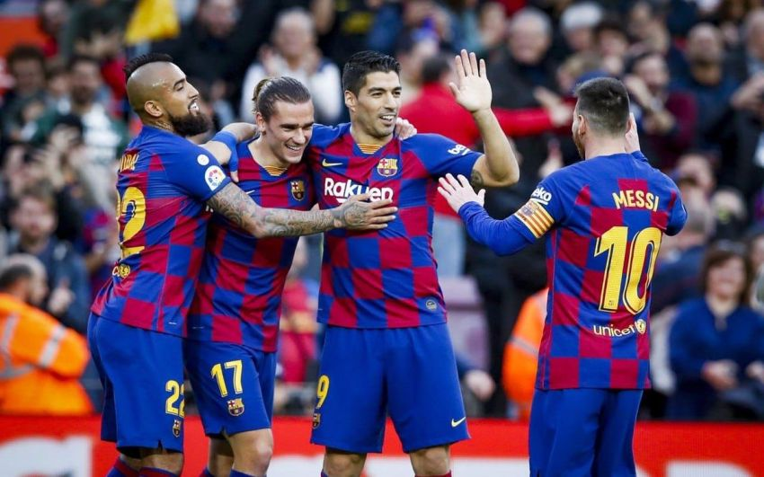 Prediksi Bola Alaves VS FC Barcelona - Nova88 Sports
