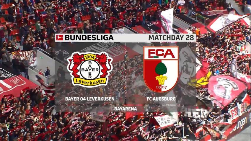Prediksi Bola Bayer Leverkusen VS Augsburg - Nova88 Sports