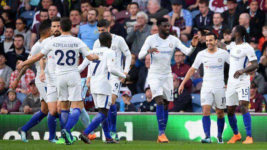 Prediksi Bola Burnley VS Chelsea - Nova88 Sports