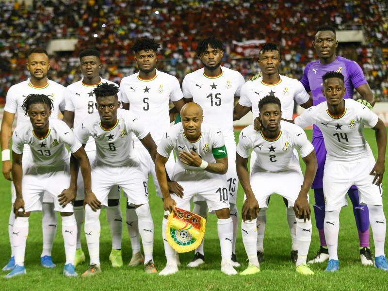 Prediksi Bola Ghana VS Qatar - Nova88 Sports
