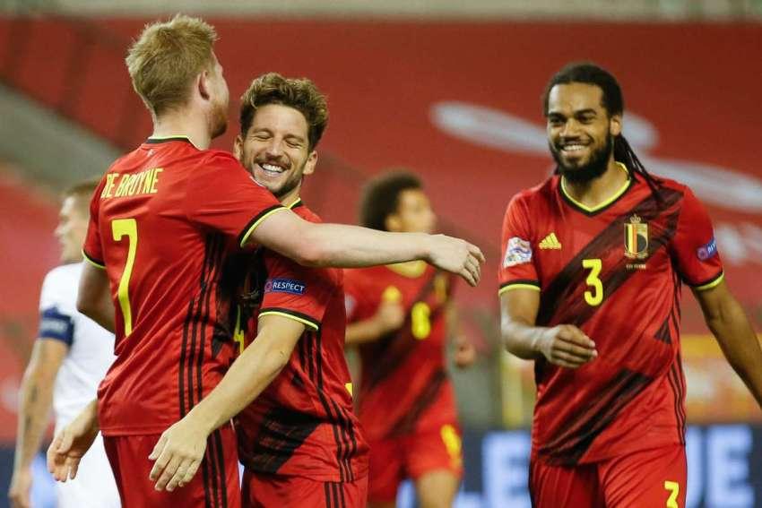 Prediksi Bola Islandia VS Belgia - Nova88 Sports