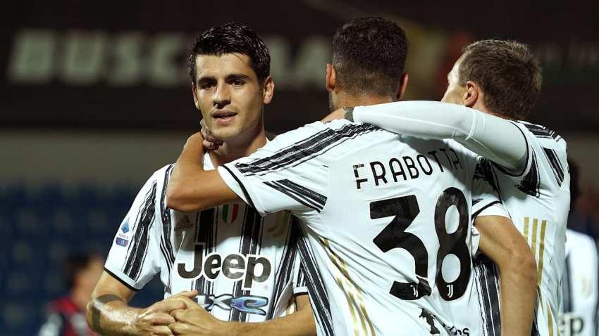Prediksi Bola Juventus VS Verona - Nova88 Sports