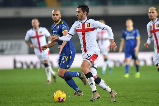 Prediksi Bola Verona VS Genoa - Nova88 Sports