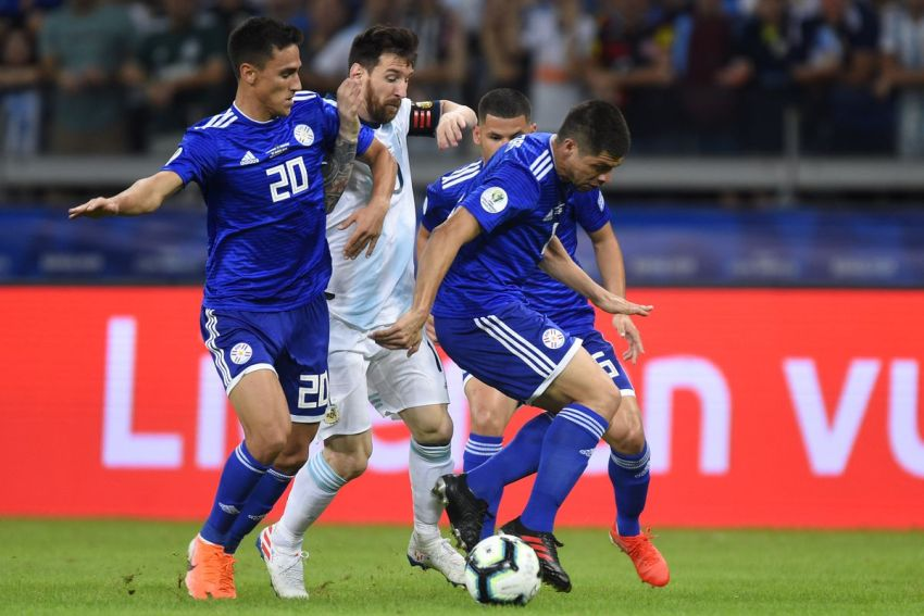 Prediksi Bola Argentina VS Paraguay - Nova88 Sports