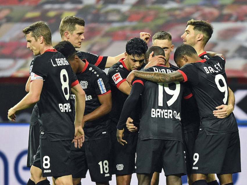 Prediksi Bola Bayer Leverkusen VS Hertha Berlin - Nova88 Sports