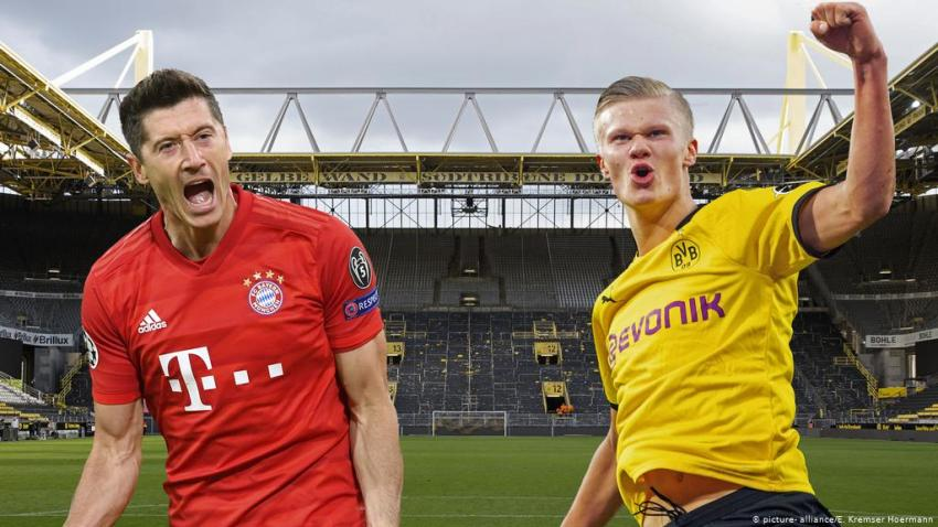 Prediksi Bola Borussia Dortmund VS Bayern Munchen - Nova88 Sports