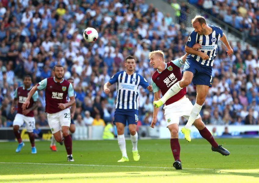 Prediksi Bola Brighton Hove Albion VS Burnley - Nova88 Sports