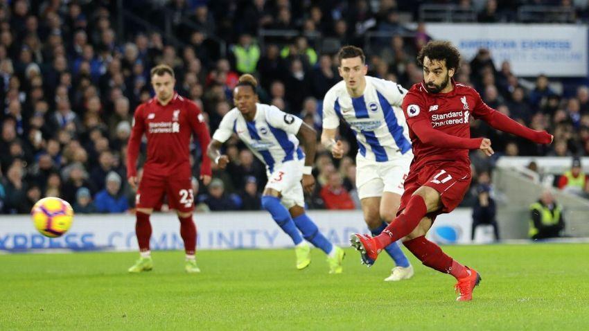 Prediksi Bola Brighton Hove Albion VS Liverpool - Nova88 Sports