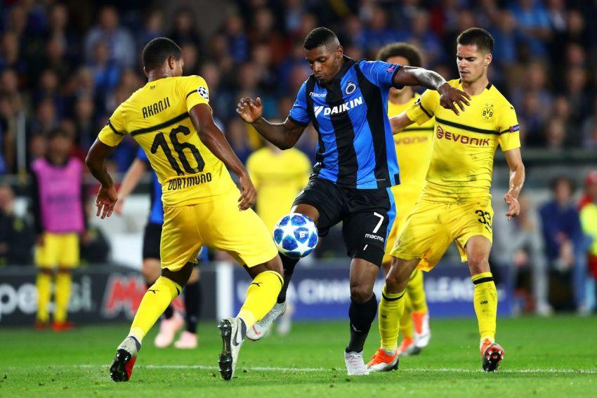 Prediksi Bola Club Brugge VS Borussia Dortmund - Nova88 Sports