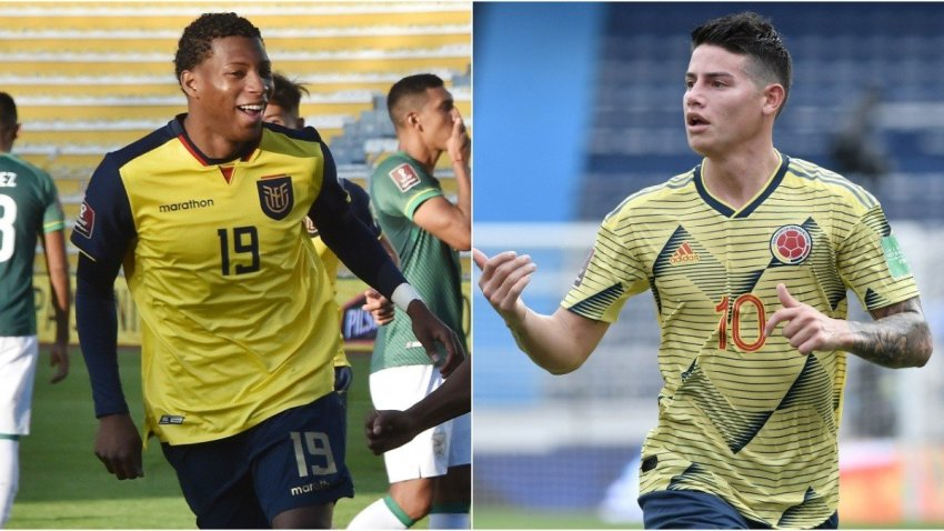 Prediksi Bola Ekuador VS Kolombia - Nova88 Sports