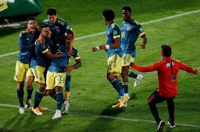 Prediksi Bola Kolombia VS Uruguay - Nova88 Sports