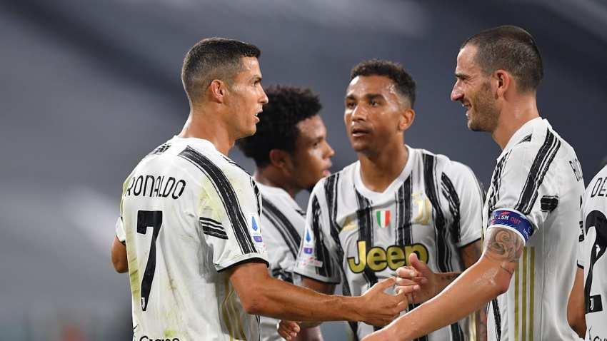 Prediksi Bola Lazio VS Juventus - Nova88 Sports