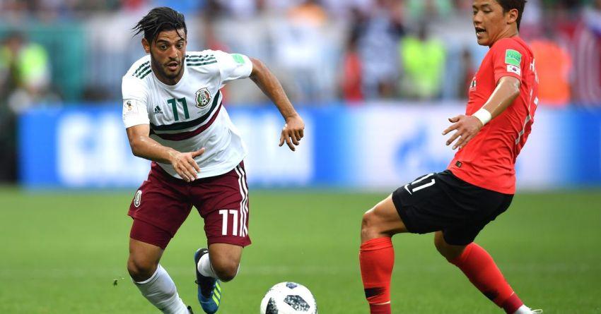 Prediksi Bola Republik Korea VS Meksiko - Nova88 Sports