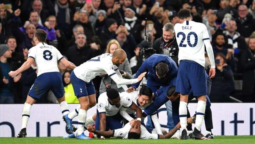 Prediksi Bola Tottenham Hotspur VS Manchester City - Nova88 Sports