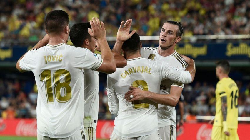 Prediksi Bola Villarreal VS Real Madrid - Nova88 Sports