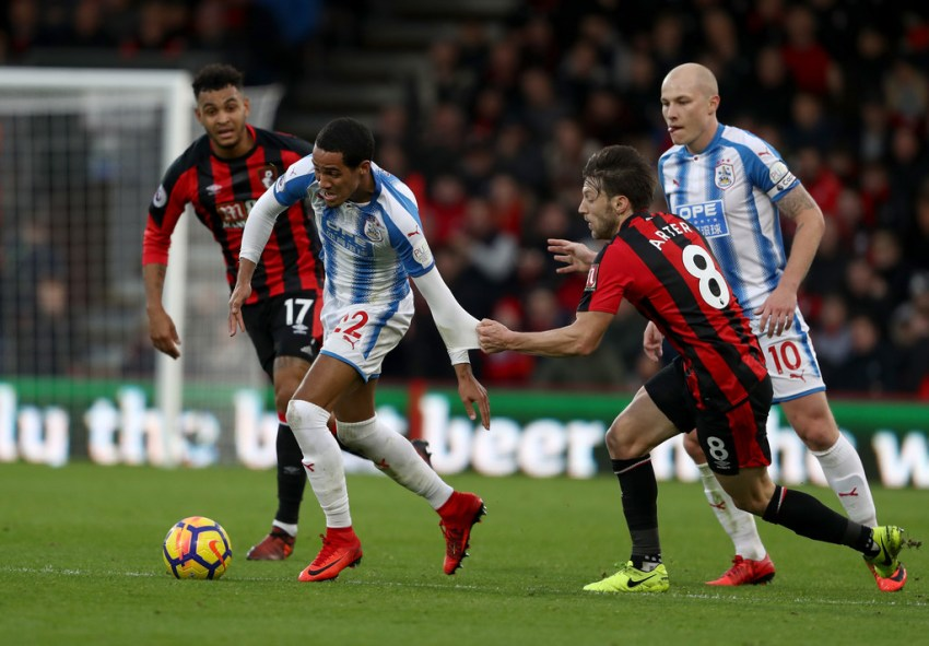 Prediksi Bola AFC Bournemouth VS Huddersfield Town - Nova88 Sports