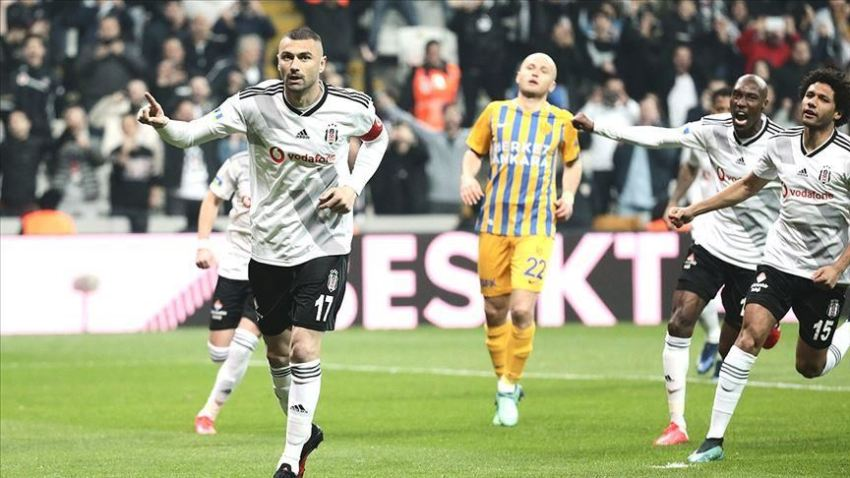 Prediksi Bola Ankaragucu VS Besiktas JK - Nova88 Sports