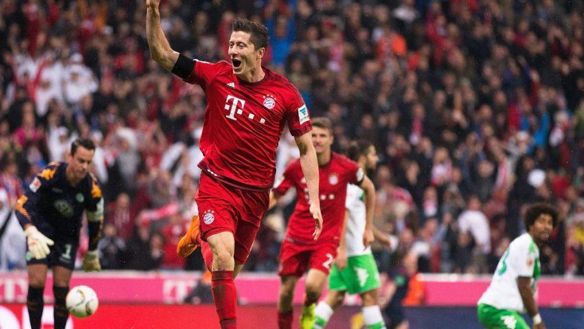 Prediksi Bola Bayern Munchen VS VfL Wolfsburg - Nova88 Sports