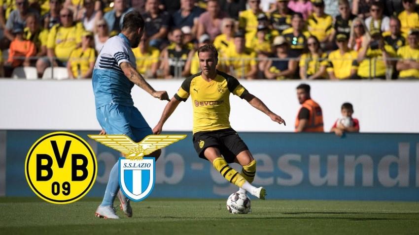 Prediksi Bola Borussia Dortmund VS Lazio - Nova88 Sports