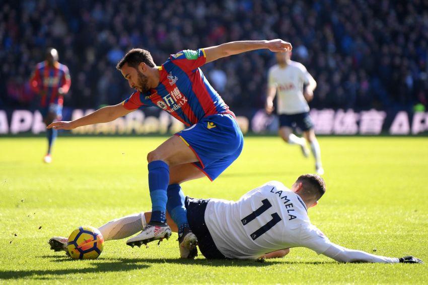 Prediksi Bola Crystal Palace VS Tottenham Hotspur - Nova88 Sports