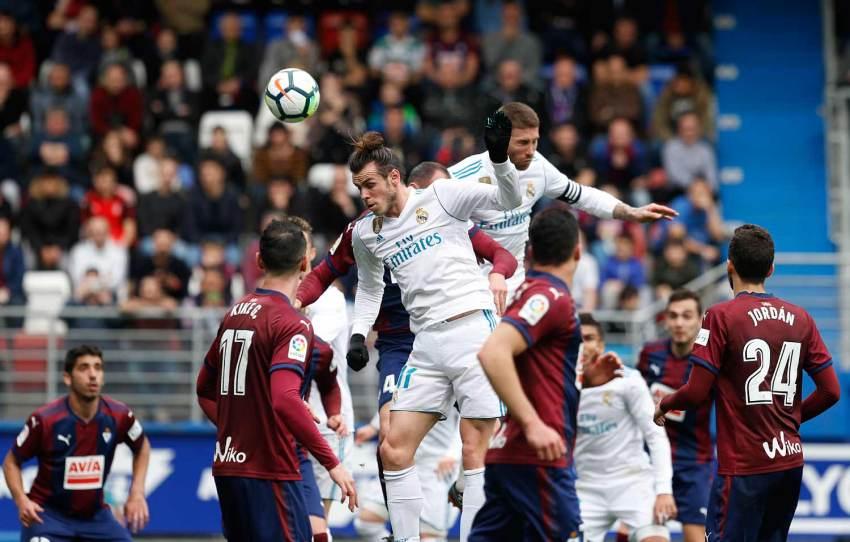 Prediksi Bola Eibar VS Real Madrid - Nova88 Sports