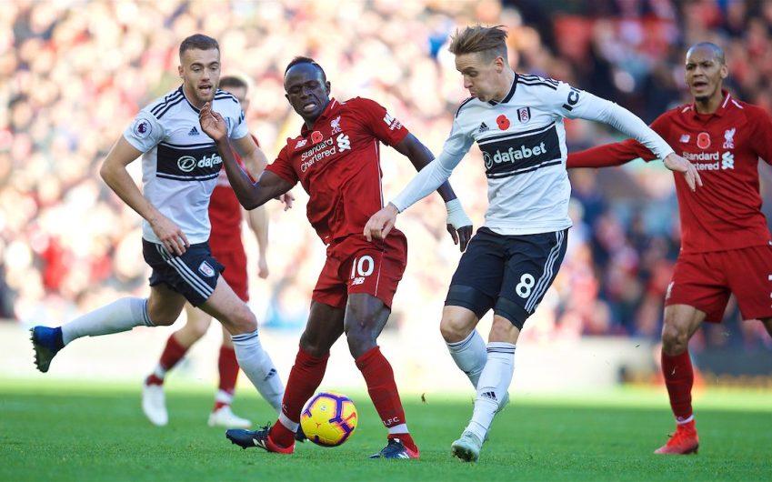 Prediksi Bola Fulham VS Liverpool - Nova88 Sports