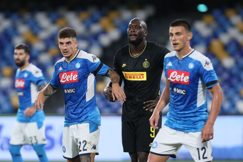 Prediksi Bola Inter Milan VS Napoli - Nova88 Sports