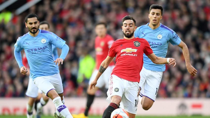 Prediksi Bola Manchester United VS Manchester City - Nova88 Sports