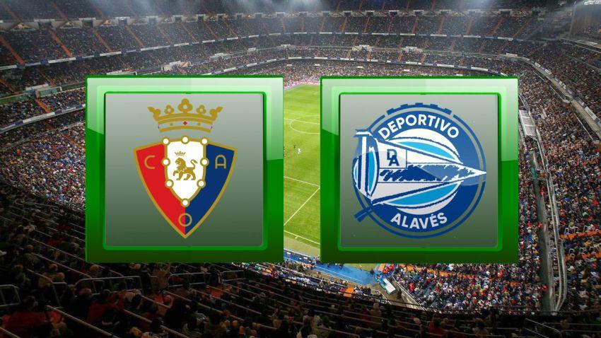 Prediksi Bola Osasuna VS Alaves - Nova88 Sports