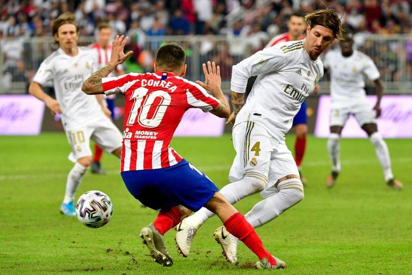 Prediksi Bola Real Madrid VS Atletico Madrid - Nova88 Sports